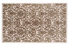 Poseidon Rug, Taupe/Brown on OneKingsLane.com