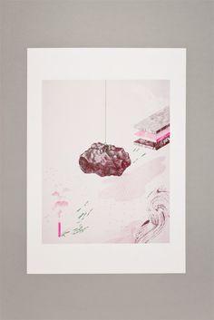 Image of Gelatology - Risograph Print / 001