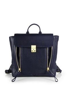 3.1 Phillip Lim® Leather backpack