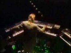 Rick Wakeman Keyboard Solo - YouTube