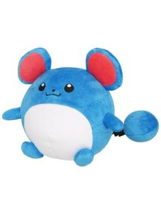 034-Pokemon-034-Plush-All-Star-Collection-Vol-3-PP29-Marill-S-Size-14-cm
