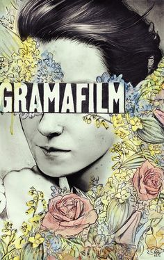 Illustration for the Gramafilm blog.