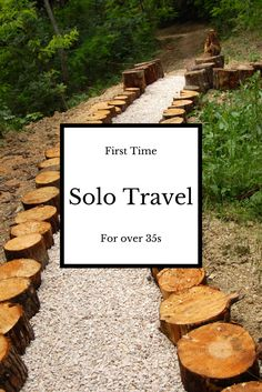 Travelling solo for the first time and over 35? You can have a fantastic time - let me show you the way!
