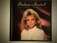 Glittered Record Album  Barbara Mandrell  Precious by GlitterFX, $50.00