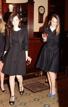 """Classy Girls Wear Pearls: """"Little Black Dress"""" Night"""
