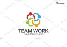 Team Work Logo Template by Geelator on @creativemarket #abstract #business #community #company #connection #culture #familty #figures #friendship #group #happy #harmony #hugging #joyful #leadership #love #network #optimistic #partnership #people #pride #proud #social #solodarity #support #team #teamwork #three #union #unity #charity #nonprofit #nonprofitlogo #charity #logo #fundraising #helping #connect #organization #happypeople #fun #logodesign