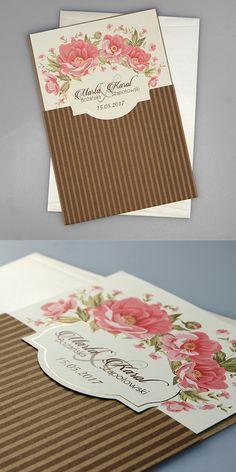 wedding cards, invitation, rustic, design, flowers