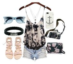 """""""Style #47"""" by c-blanford ❤ liked on Polyvore"""