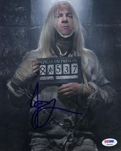 Jason Isaacs Signed 8X10 Photo Lucius Malfoy Harry Potter Autographed @ niftywarehouse.com #NiftyWarehouse #Nerd #Geek #Entertainment #TV #Products