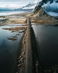 This is maybe one of the first drone shots from Stokksnes and I was absolutely amazed of the magnificent sight. michaelschauer.com