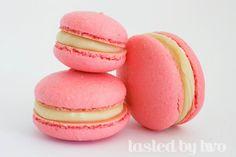 Macaron Recipes on Pinterest | French Macaron, Macaroons and Thai Tea