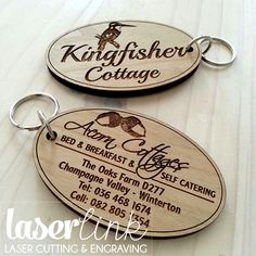 Laser Engraving, Personalized Items