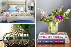 Luxury for Less: 11 DIY Bedroom Projects