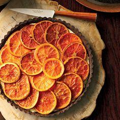 This recipe showcases the navel orange variety known as Cara Cara.