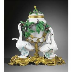 30094445_porcelaine de Chantilly