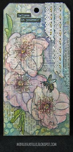 Beulah Bee: 12 tags May Remix