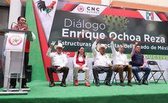 Dialogo PRI-CNC Estado de México.