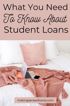How Do Student Loans Work? What You Need To Know About Borrowing Money For School Borrow Money, Debt Payoff, Student Loans, Life Insurance, Money Saving Tips, Extra Money, The Borrowers, Tips For Saving Money, Saving Tips