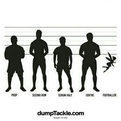 Ha! Football fairies! Made me giggle.. #rugbyisbetterthan footbal