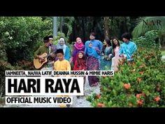 iamNEETA, Najwa Latif, Deanna Hussin & Mimie Haris - Hari Raya (Official...