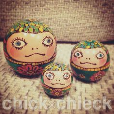 #woodburning #matroska#wood #woodball #chick*chieck #chieko_hayashi  #イラストレーター  #ウッドバーニング #マトリョーシカ #焼き絵#ハヤシチエコ#