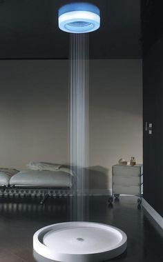 LED Light Shower Heads By Visentin