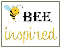 Bee & Beehive Things We LOVE - Sweet Bee Quotes Bee Quotes, Kids Bulletin Boards, Buzzy Bee, Honey Shop, Bee Cards, Cute Bee, Funny Christmas Cards, Bee Theme, Bee Happy