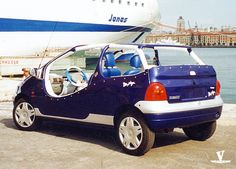 Renault Twingo de Plage par Vernagallo !