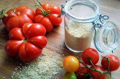 Tomatensalz - Geschenk aus der Küche