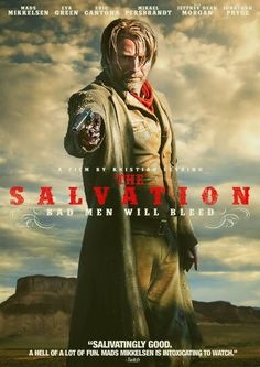 A former Danish soldier emigrates to the American Old West, and seeks revenge against the sadistic gang leader responsible for the murder of his wife and son.  SEE this film!!  Danish director comes up with a CLASSIC western!!