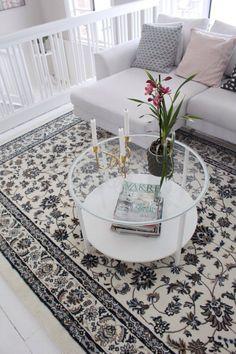 VALLÖBY ikea rug for back living room? 200x300cm (169 euro) - has matching runner (for patio door?)