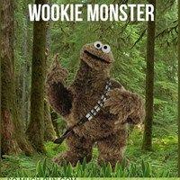 Wookiee Monster