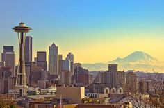 Seattle. #places, #travel