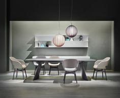 CHARME PLUS - Designer Chairs from Busnelli ✓ all information ✓ high-resolution images ✓ CADs ✓ catalogues ✓ contact information ✓ find your. Chair Design, Furniture Design, Interior Decorating, Interior Design, Interior Architecture, Armchair, Dining Table, Design Inspiration, Room
