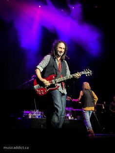 Mike Campbell 2014. Photo Jean Frederic Vachon. Bell Centre. Montreal
