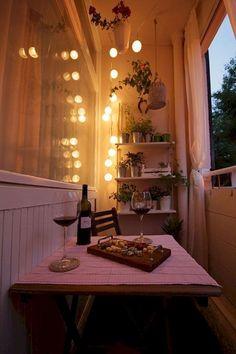 Genius Small Apartment Decorating Ideas (41)