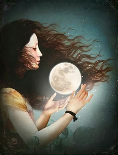 Meet the Moon by Christian Schloe