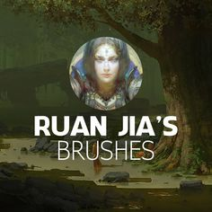Brushes by Ruan Jia* • Download   (https://drive.google.com/folderview?id=0B8LvCcYg_knUbE5oYlJENnVlanM&usp=sharing) ★    CHARACTER DESIGN REFERENCES™ (https://www.facebook.com/CharacterDesignReferences & https://www.pinterest.com/characterdesigh) • Love Character Design? Join the #CDChallenge (link→ https://www.facebook.com/groups/CharacterDesignChallenge) Share your unique vision of a theme, promote your art in a community of over 50.000 artists!    ★