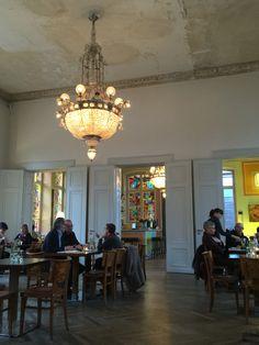 Arp Museum Caf In Bonn Oberwinter