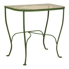 Vintage Salterini Wrought Iron Console Table - Image 1 of 6
