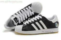 66f1eee13afa Buy Adidas Originals Superstar Adicolor Black White Casual Trainers Online  Sale UK