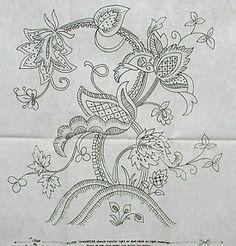 crewel embroidery pillows cushion designs - Google'da Ara