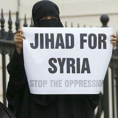 Les Français jihadistes: qui sont ces Françaises qui font le jihad en Syrie ?