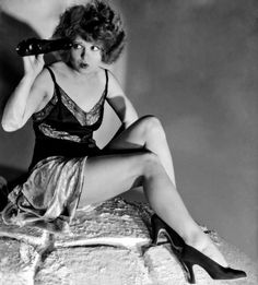 Clara Bow - Silent Movies Photo (13886996) - Fanpop