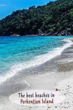 Explore with us all the amazing beaches of Perhentian Island in Malaysia.