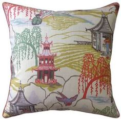 Decorative Pillows by Ryan Studio
