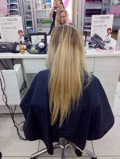 what I do not want to see happen with the ombre style