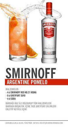 Smirnoff Argentine Pomelo