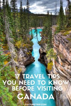 17 Travel Tips You Need To Know Before Visiting Canada|Pinterest: @theculturetrip