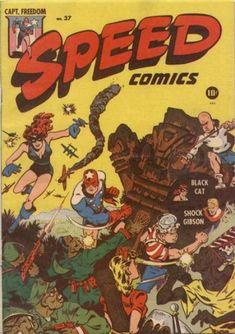 Speed Comics (Volume) - Comic Vine